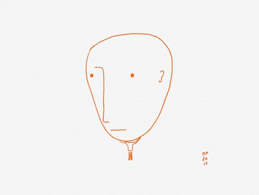 1*D6Uvv7QIeEm33E3TpJYiEA Friday-The weight of thoughts Art