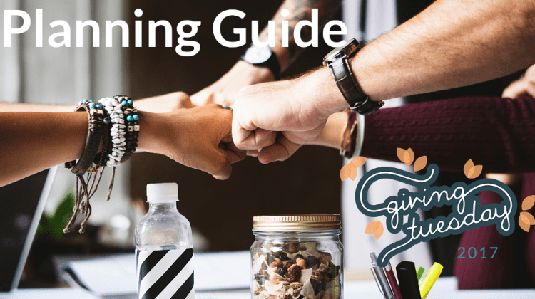 #GivingTuesday planning guide