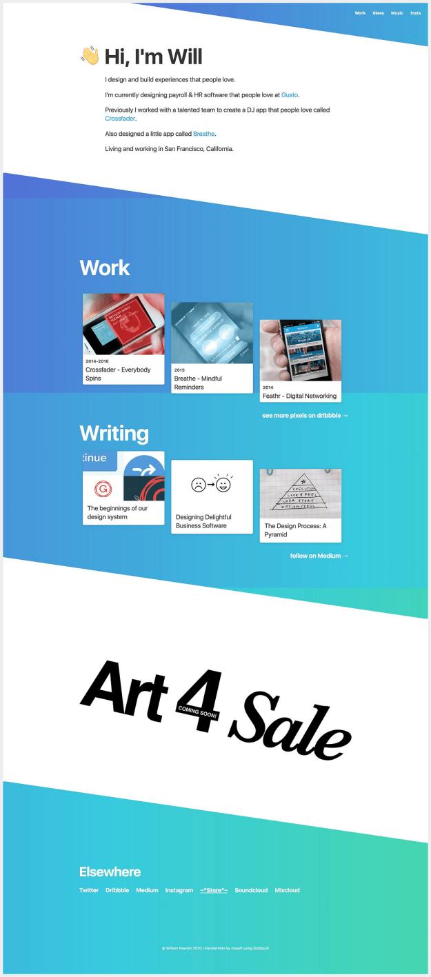 1*n7-FOtVOnsrizYCS8PnSUg 10 Brilliant UX Portfolios from Hot Startup Designers Design Random