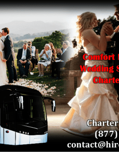 As you plan your wedding may discover that prefer  different venue for ceremony than reception perhaps dream can only hold also comfort matters shuttle via cheap charter bus rh medium