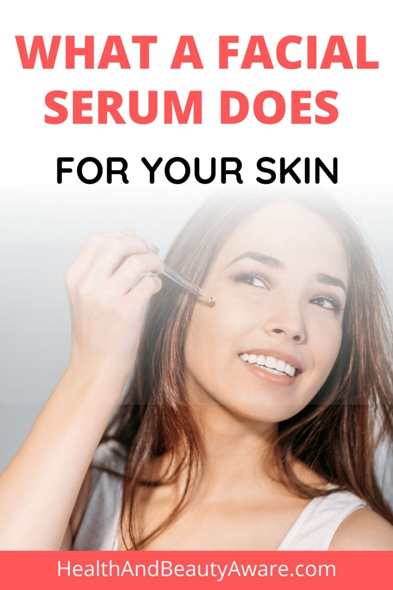 What a Facial Serum Does for Your Skin