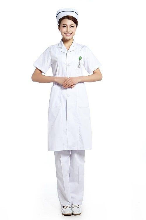 Awas Model Seragam Perawat Ini Bikin Perawat Rumah Sakit