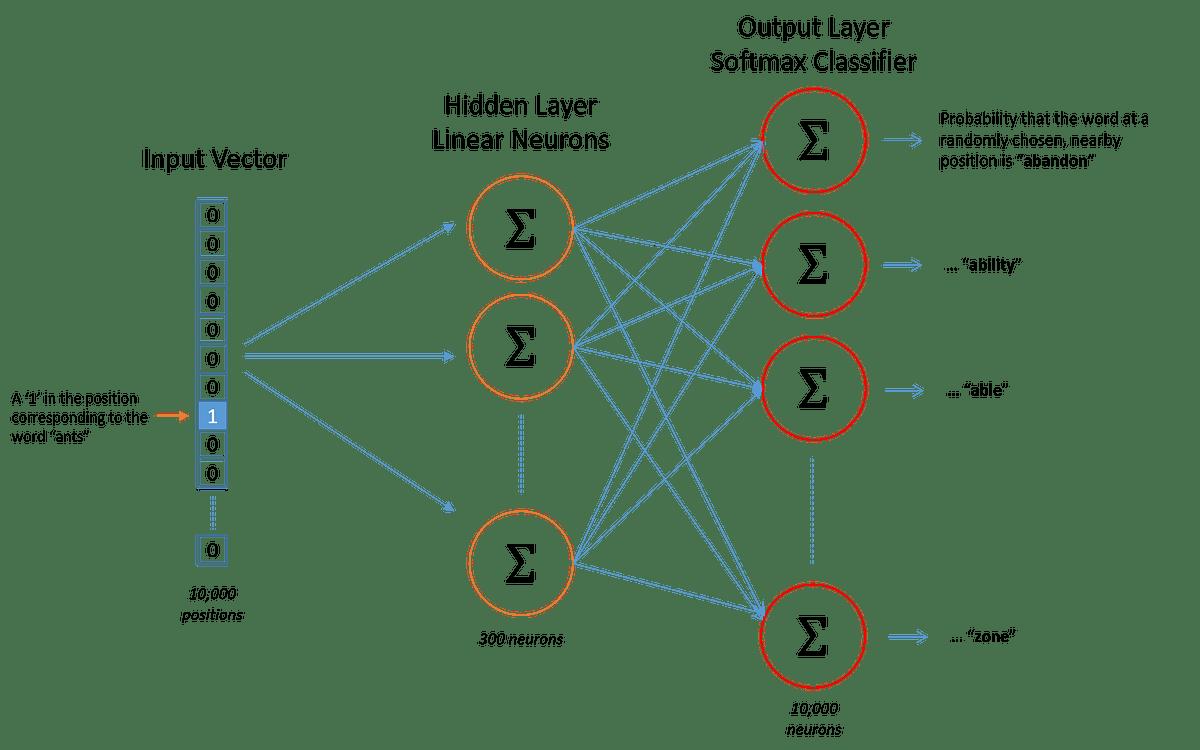 Word2Vec (skip-gram model): PART 1 - Intuition.