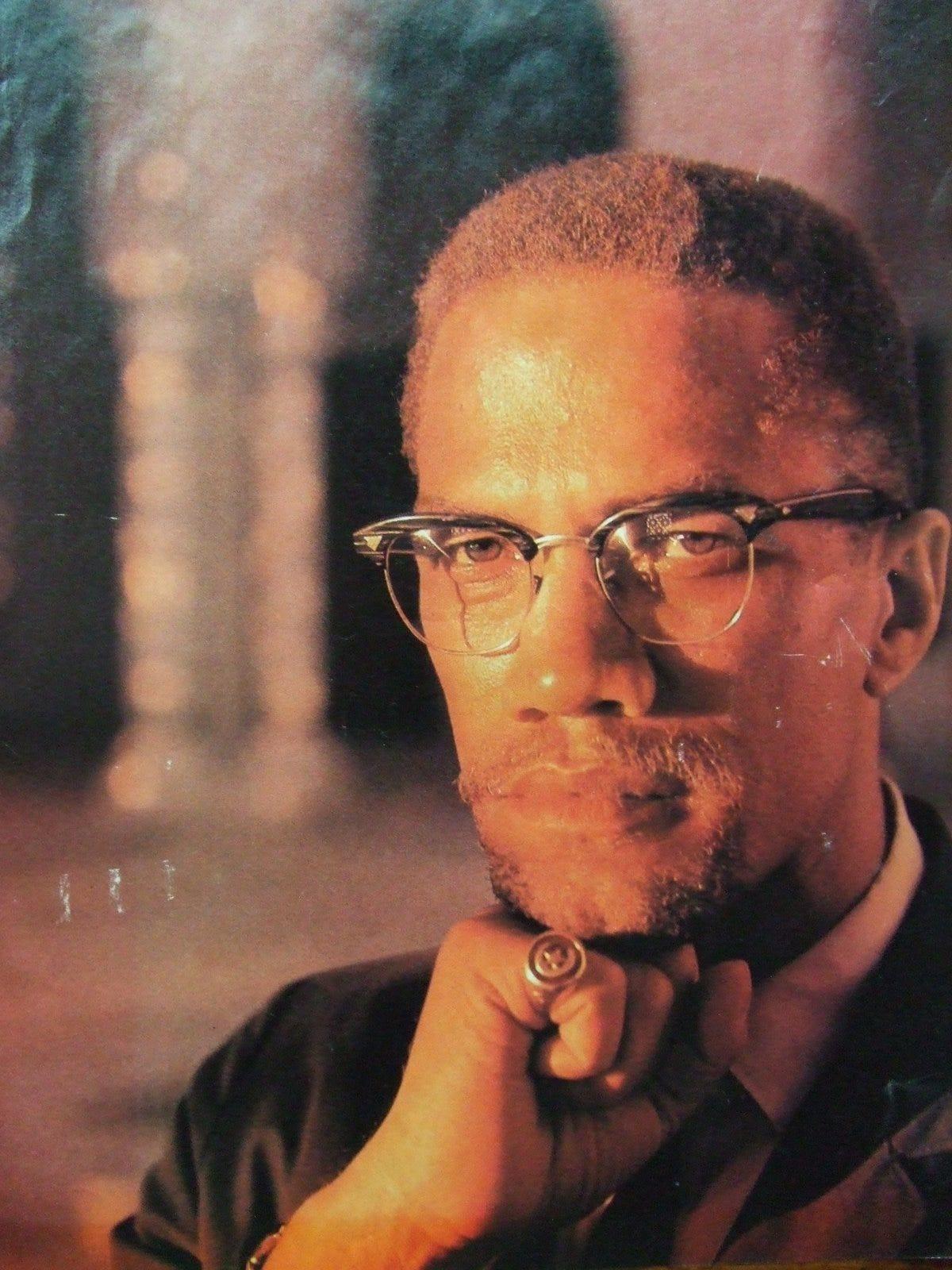 The Heroic Journey Of Malcolm X Brian Scott MacKenzie