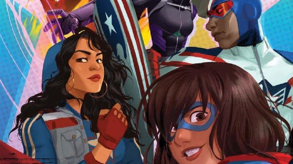 Avengers Animated Wallpaper In Defense Of Marvel S Sjw Agenda Magic Ears Dudebro