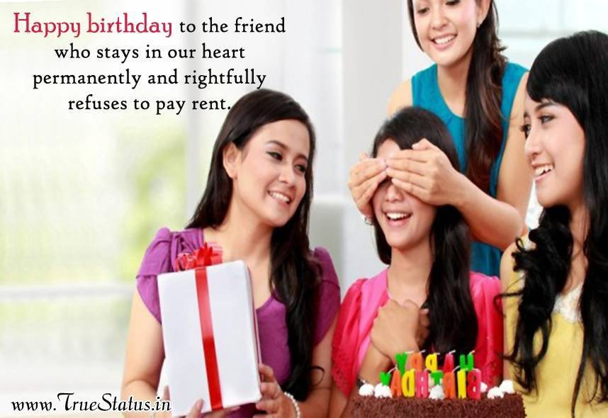 Happy Birthday Quotes For Friends – Alisha Shinoy – Medium