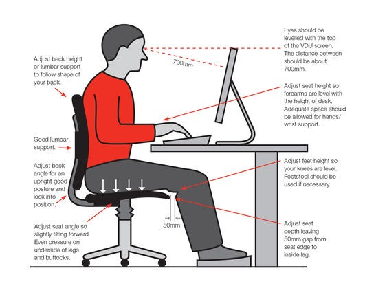 posture promoting chair stand hammock century office are launching a new campaign to promote the poor seating and can lead sickness days expensive sessions with chiropractor in fact health safety executive hse has estimated