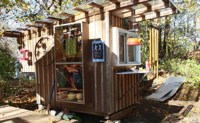 Yes You Can Build Your Own Tiny House The Billfold