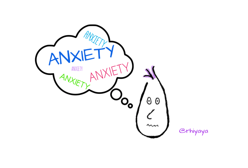 Drawings of Anxiety