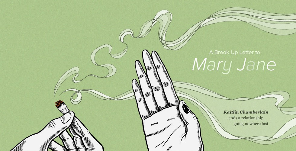 A Break Up Letter to Mary Jane — The Bold Italic — San Francisco