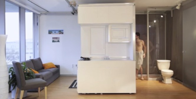 How To Make A 200 Sq Ft Apartment Feel 3x Ger The Bold Italic San Francisco