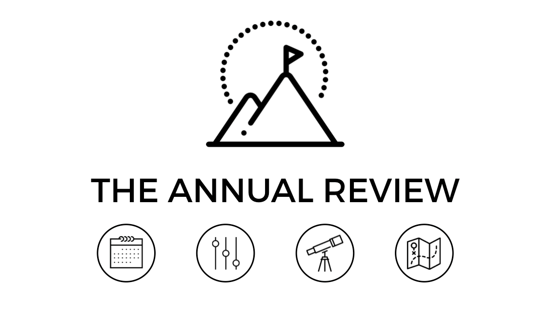 How to Run Your Own Annual Review