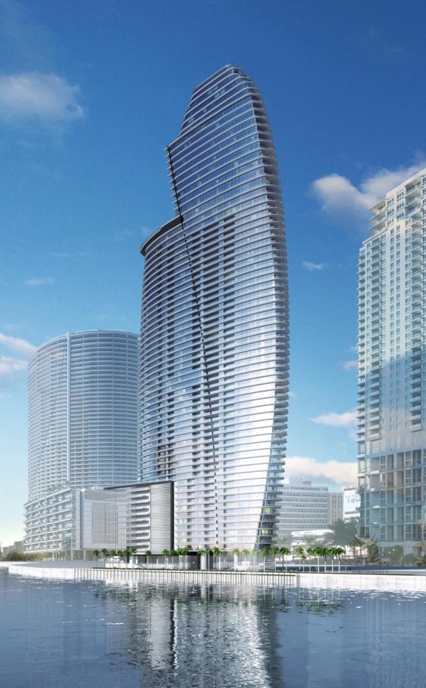 Aston Martin Plans Open Luxury Highrise Residences In