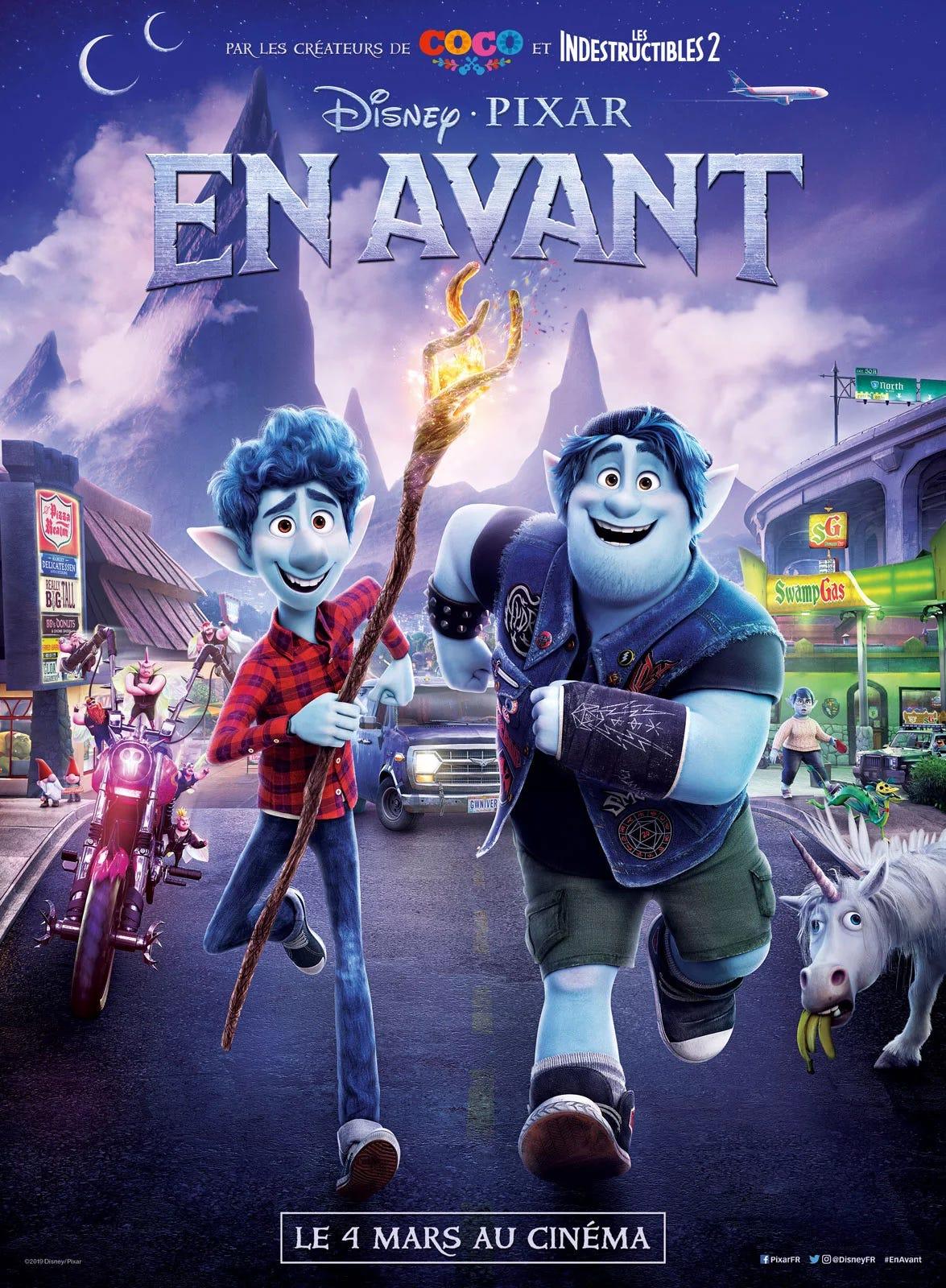En Avant Streaming Disney : avant, streaming, disney, Avant, Streaming, Films, Medium