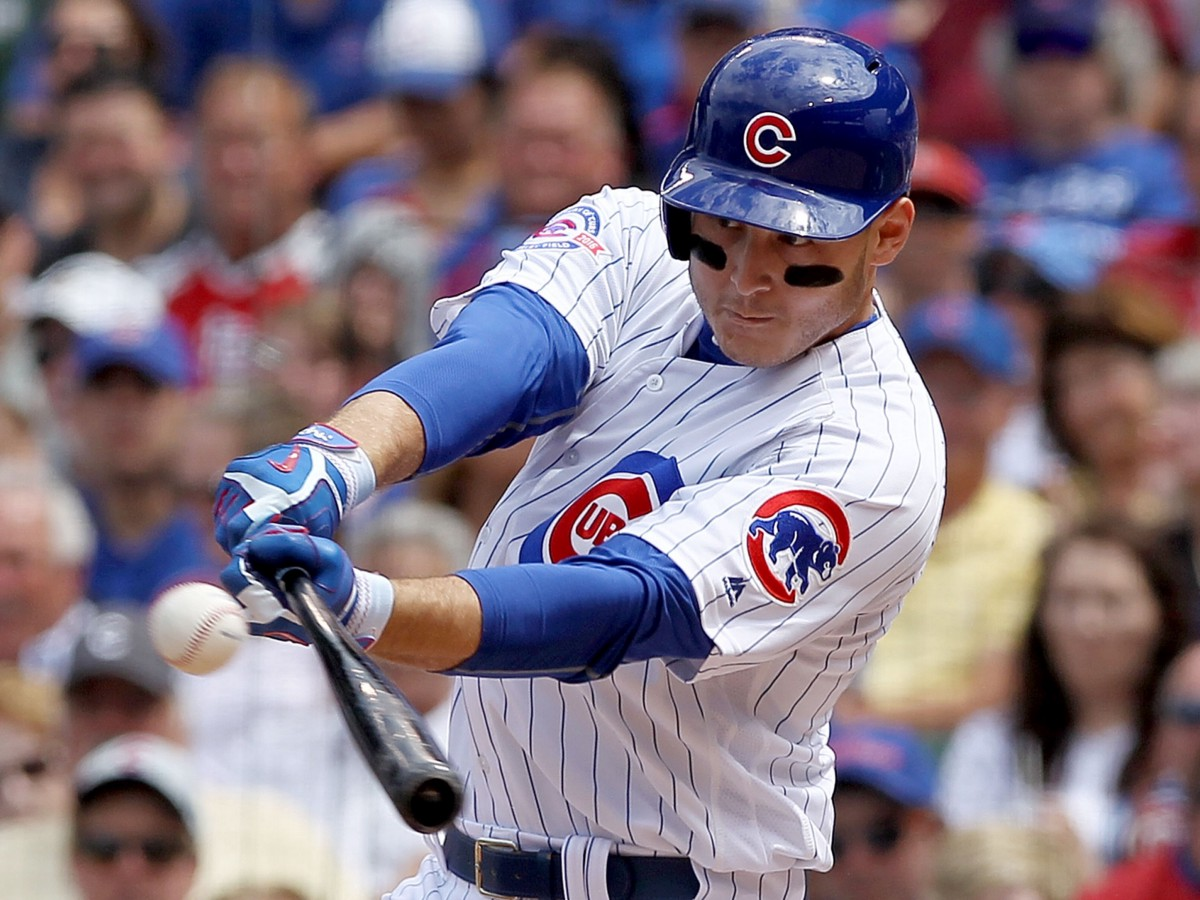 Anthony Rizzo Will Be Your Fantasy Baseball MVP This Year