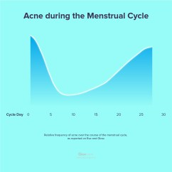 Hormonal Acne Diagram 6 Pin Connector Wiring This Is When Your Skin Will Be Amazing According To Period Cycle Day 1 3 Starts Body Sad As If Cramps Bloating And Fatigue Aren T Special Enough Has Had A Few Days Build Up
