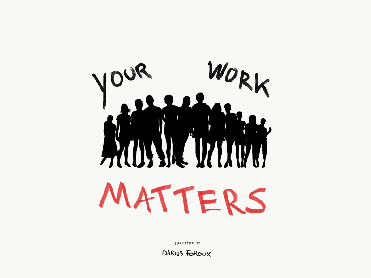 To Everyone Who Feels Behind: Your Work Matters