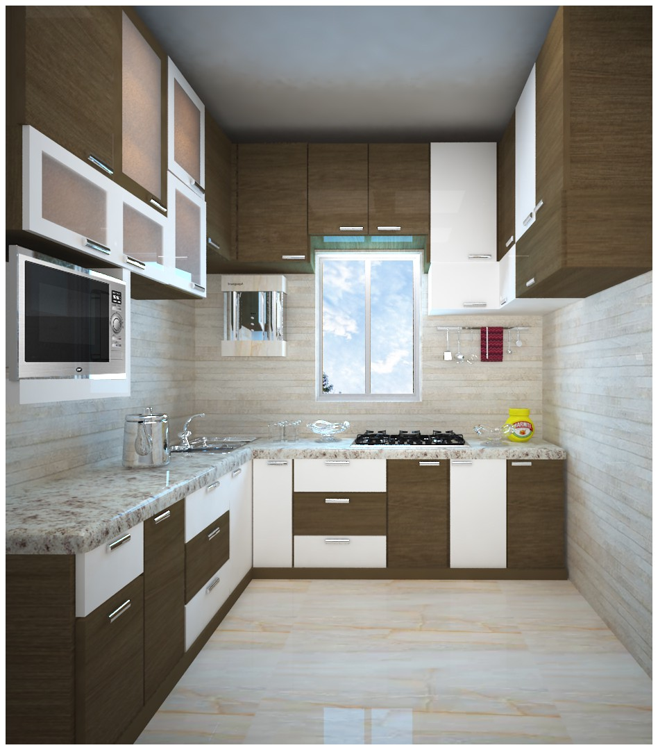 Modern Modular Kitchen Designs India  RS Designs  Medium