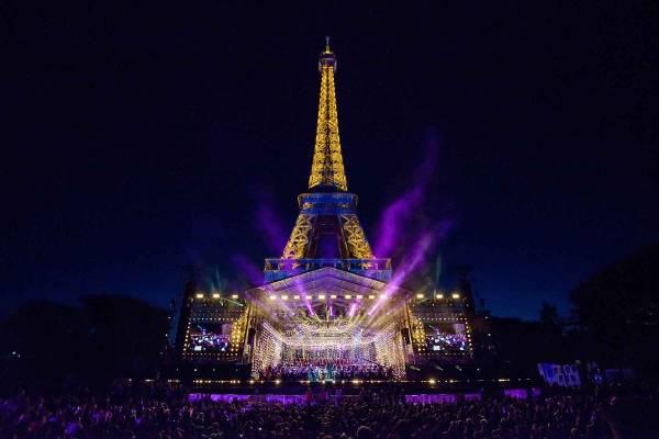 4. Bastille Day 2018 Concert Paris Champ De Mars