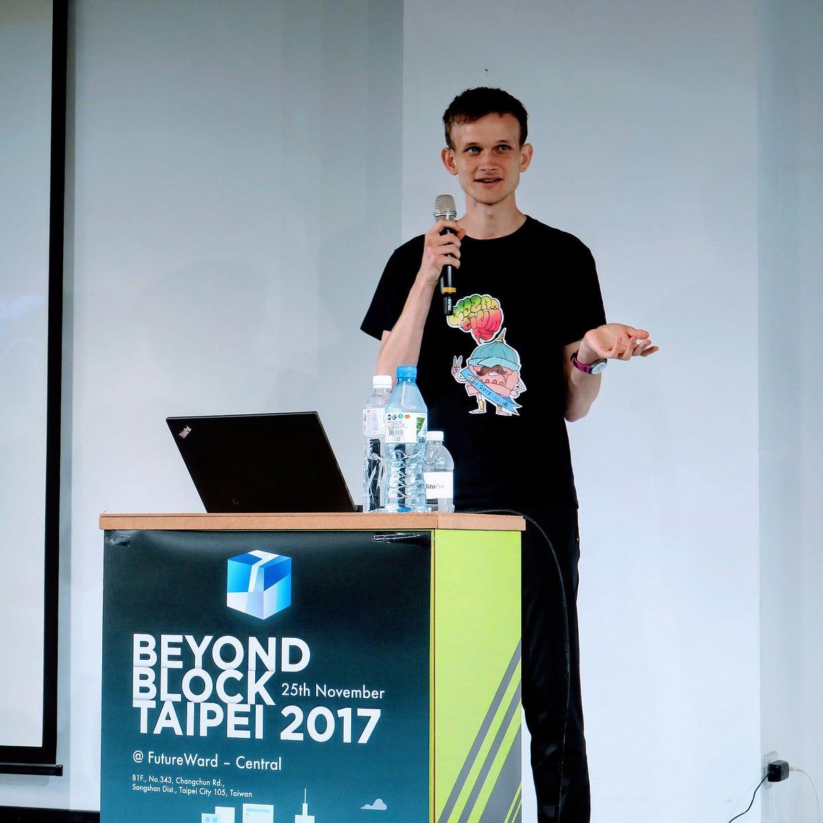 COSCUP x Ethereum 徵稿 (5/25 截止) – Taipei Ethereum Meetup – Medium