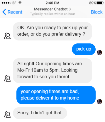 Black Friday eCommerce Hacks: Chatbots