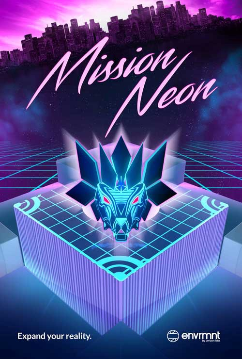 Why We Built a Throwback Electric Neon VR Game  Envrmnt