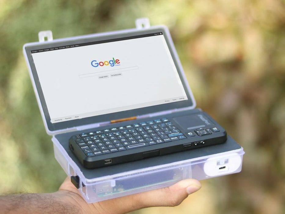 How to Build an Inexpensive Raspberry Pi Mini Laptop