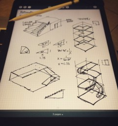 ipad pro and apple pencil are not only a complete replacement for drawing sketching taking notes drawing diagrams designing algorithms they re a true  [ 1200 x 1200 Pixel ]