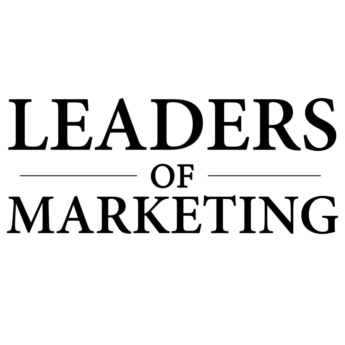 Leaders Of Marketing
