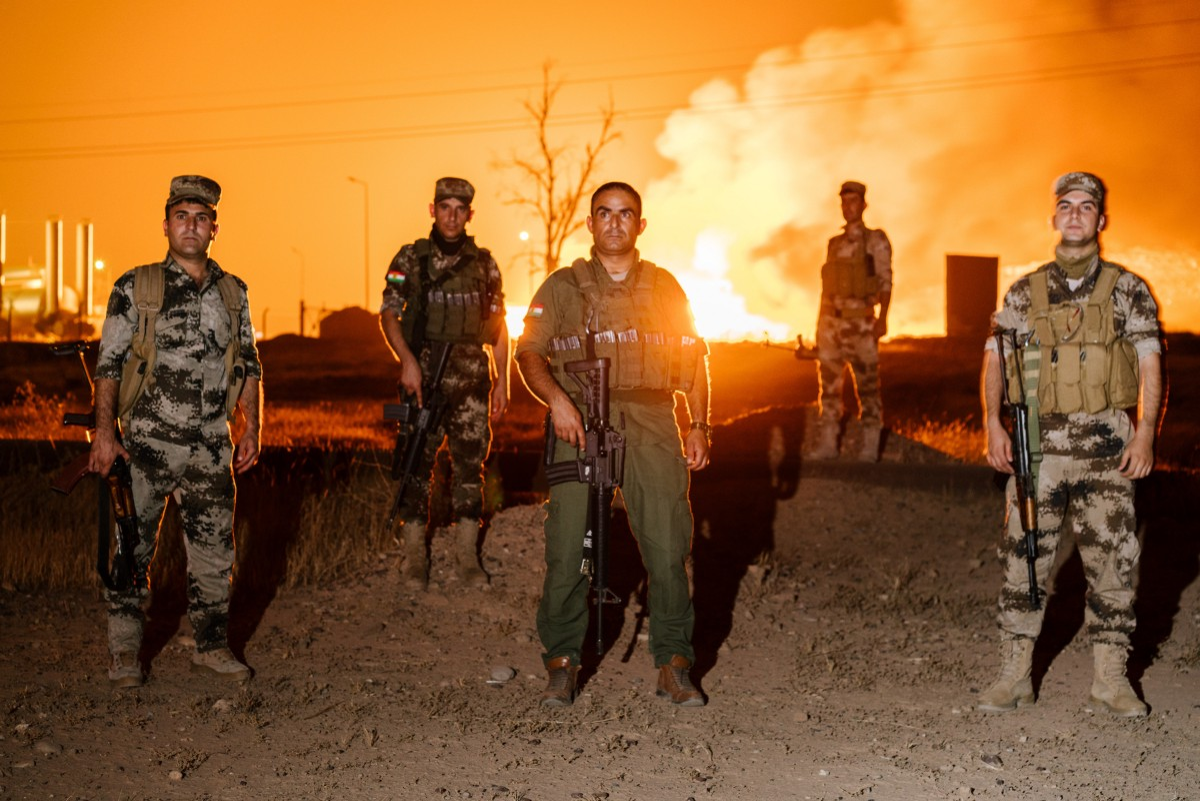 The curse of oil in Iraqi Kurdistan  GlobalPost