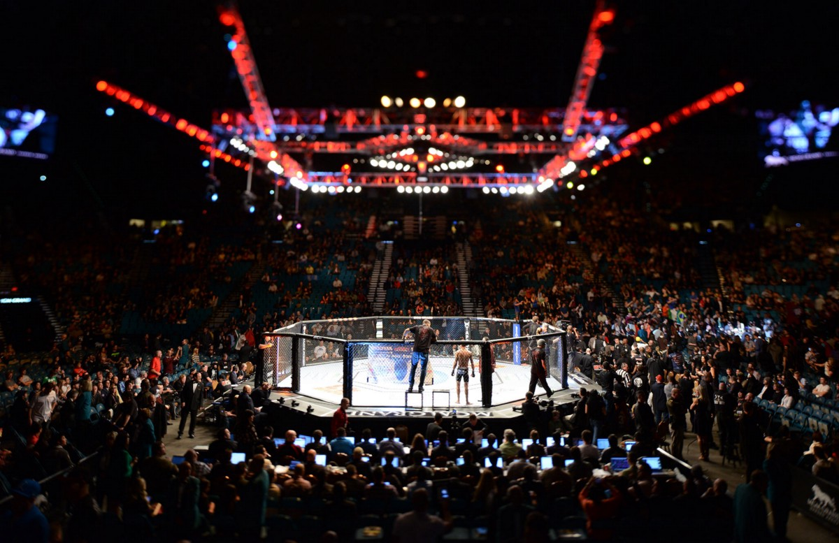 Boxing Ring Wallpaper Hd 10 Things You Have To Know About Mma Fight Analytics