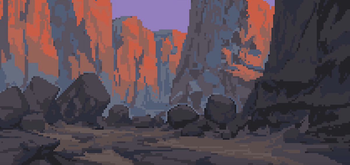 Cute Scenery Gif Wallpaper A Quick And Dirty Guide To Creating Pixel Art David