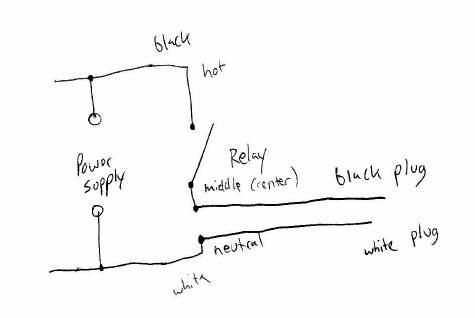 Black Momentary Switch Black Toggle Switch Wiring Diagram