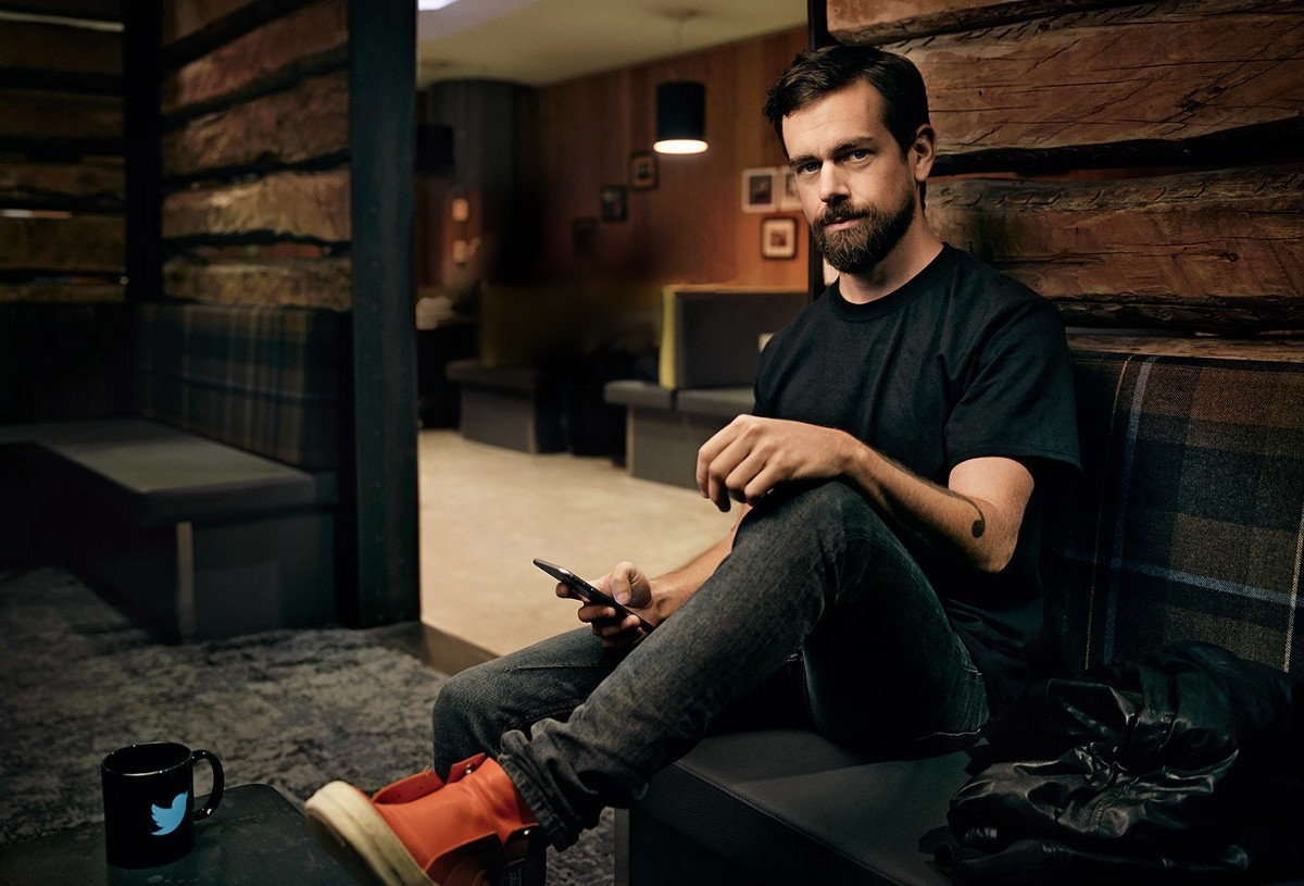 Jack Dorsey Trump and the Nuclear Button  Great