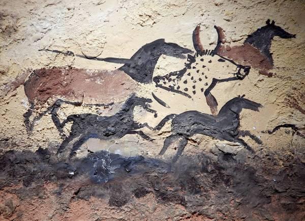 Lascaux Cave Paintings Nature