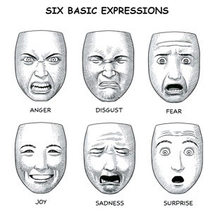Reading Facial Expressions as a Channel of Non-Verbal