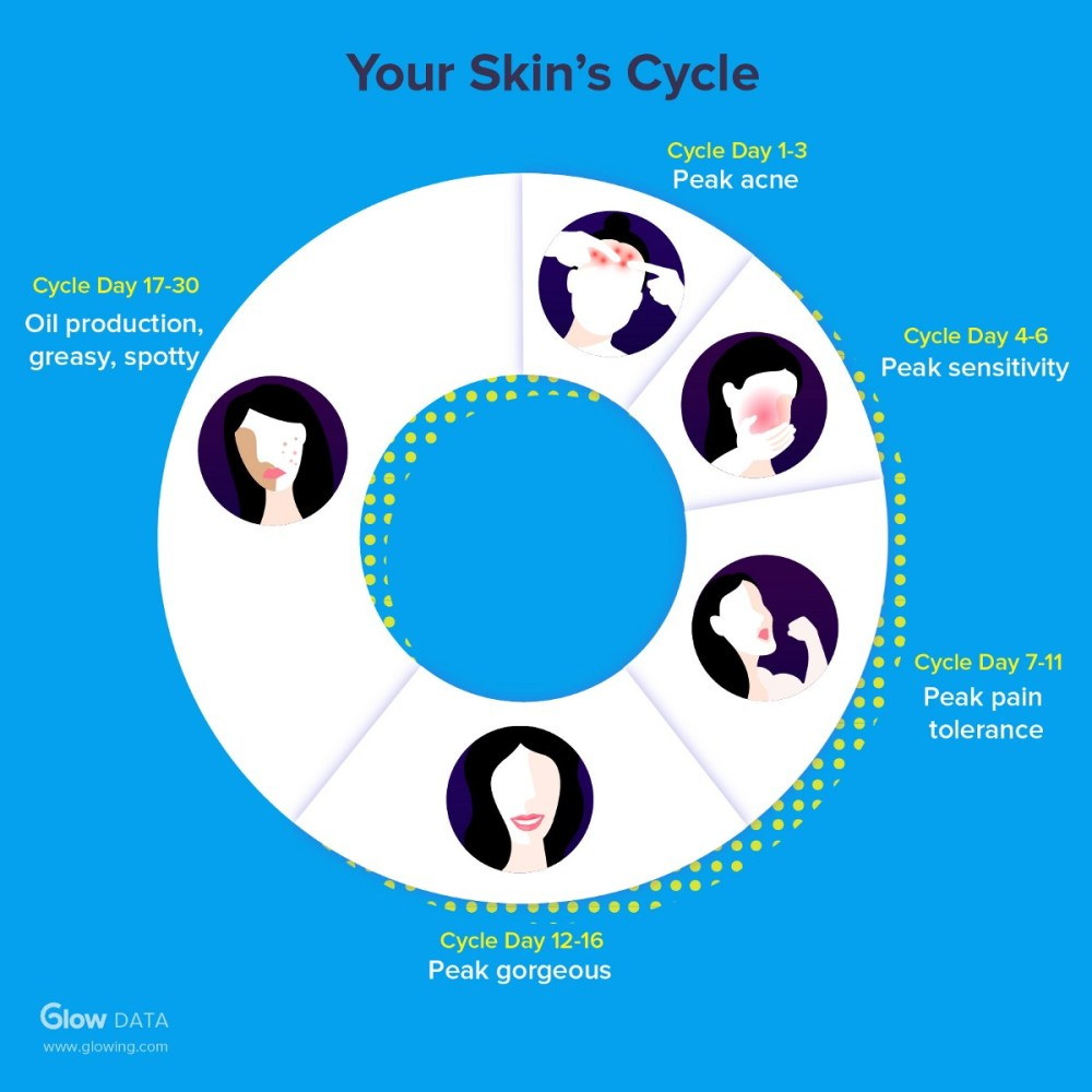 medium resolution of with estrogen back in action extra plump and healthy skin cells are forming and your skin s surface will start feeling firmer what s more your pain