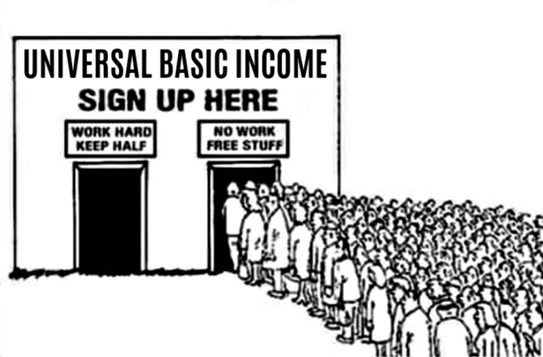 Is Universal Basic Income really a solution?