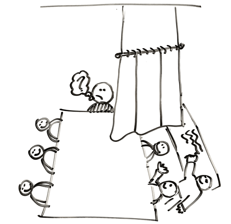Removing Obstacles from Remote Meetings: An Illustrated Guide