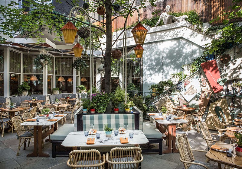 5 Chic Outdoor Brunch Spots In NYC The Moved Blog