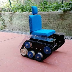 Tank Chair Wheelchair Modern Reclining Assistive Device Fuses And Hackster Blog