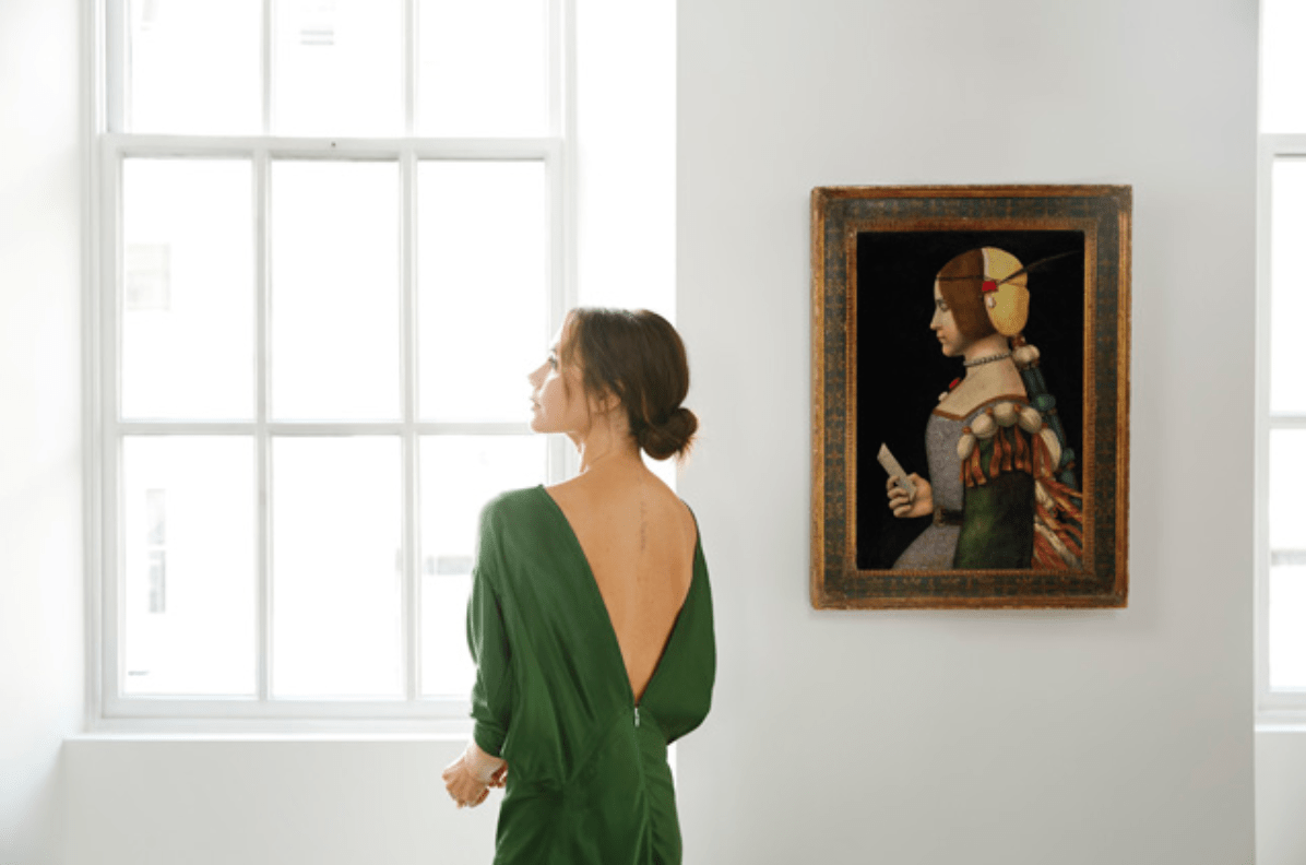 Victoria Beckham X Sothebys  The Art of the Unexpected