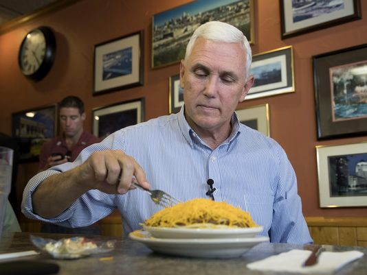 10 Reasons Why I a Woman Wont Dine Alone with Mike Pence