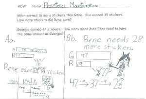 Problem Solving the RDW Way – Eureka Math – Medium
