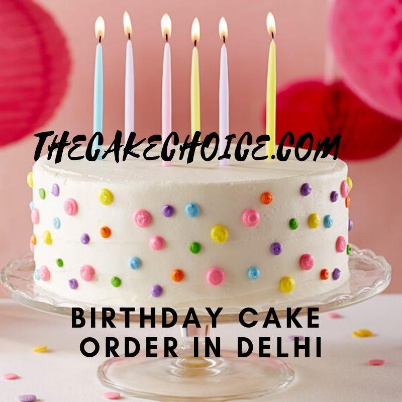 5 Unique Cakes For Your Kids Birthday In Delhi Arush Sharma Medium