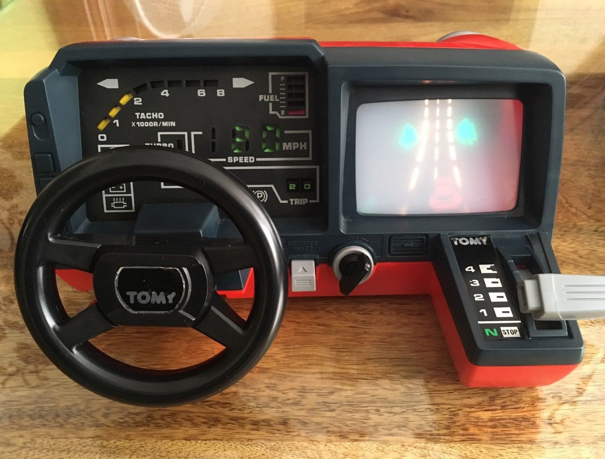 80s Desktop Driving Game Converted to Play Out Run