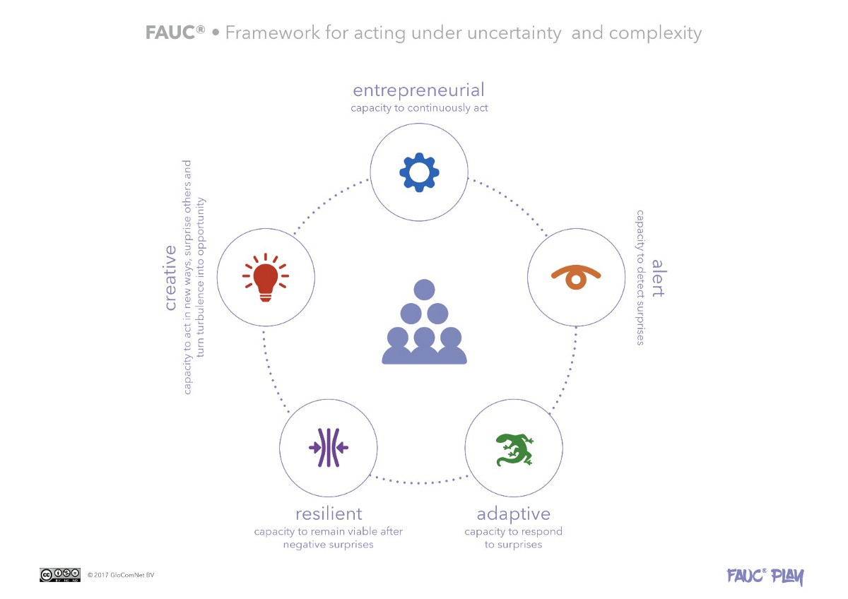 The Case For Adopting A Complexity Based Framework For
