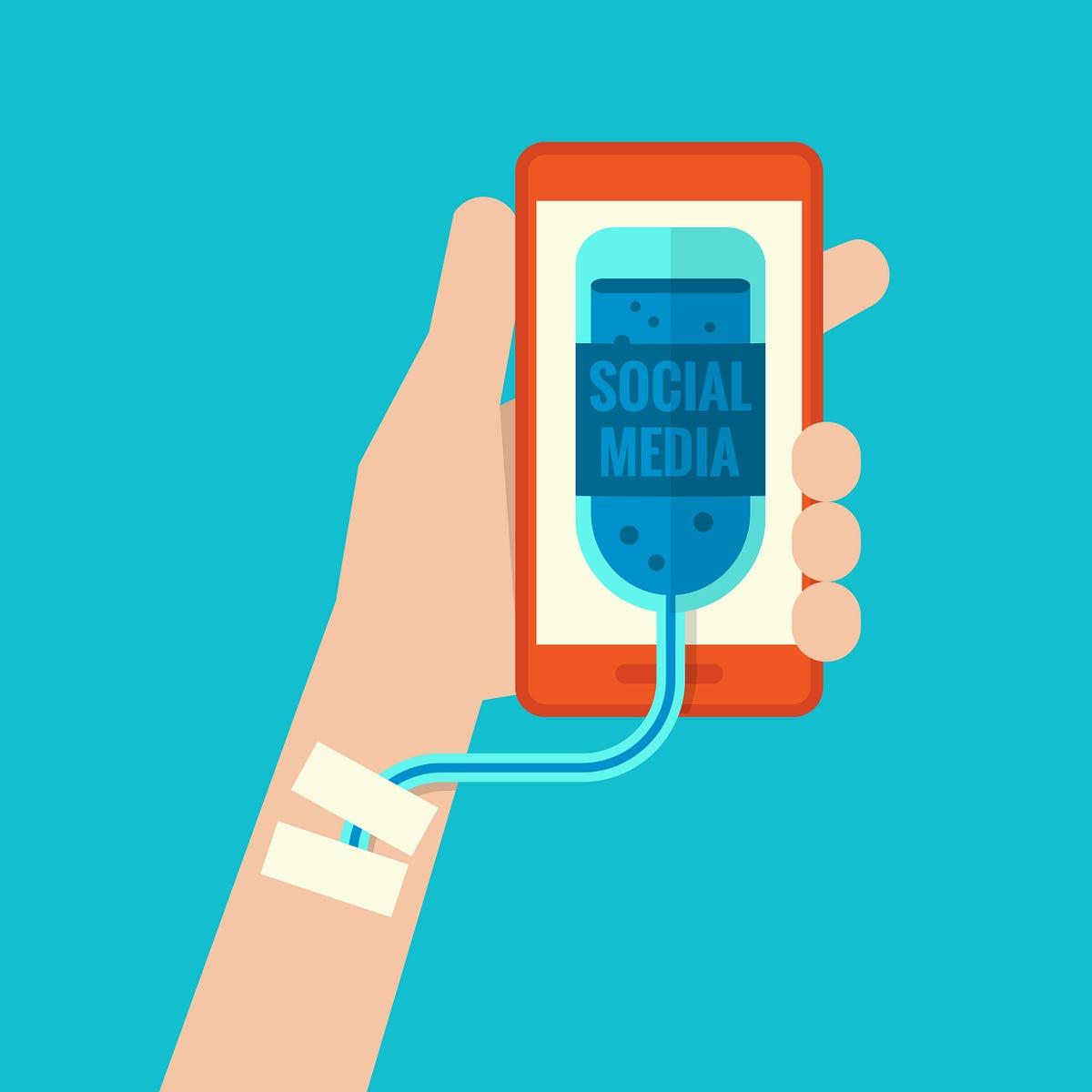 Social Media In The Offline World A Mental Illness Epidemic