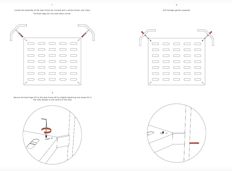 How to design better instructions for manuals to create
