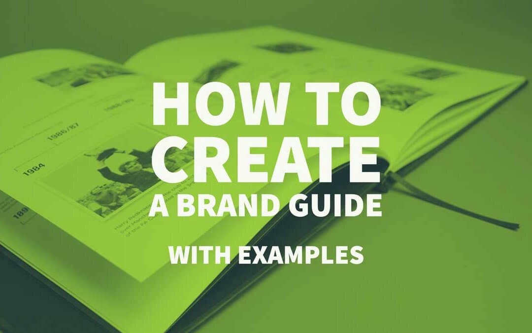 How to Create a Brand Guide With Examples  Inkbot Design  Medium